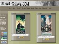 1st Art Gallery Art gallery screenshot