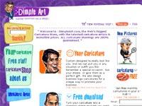 Dimple Art Art gallery screenshot