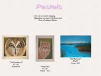Russell Gallery Art gallery screenshot