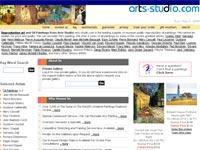 Arts Studio Art gallery screenshot