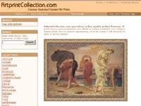 ArtprintCollection Art gallery screenshot