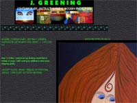 ARTFULFILLED Art gallery screenshot