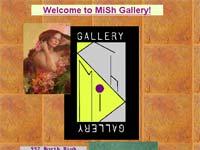 MiSh Gallery Art gallery screenshot