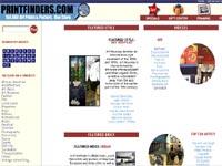 Printfinders Art gallery screenshot
