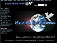 Scenic Earth Studios Art gallery screenshot